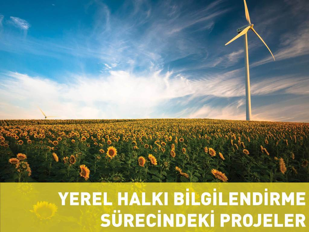 Mut Wind Power Plant Project