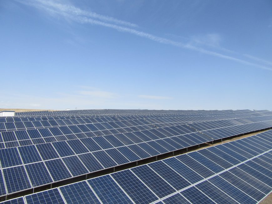 Solentegre Solar Power Plant Project