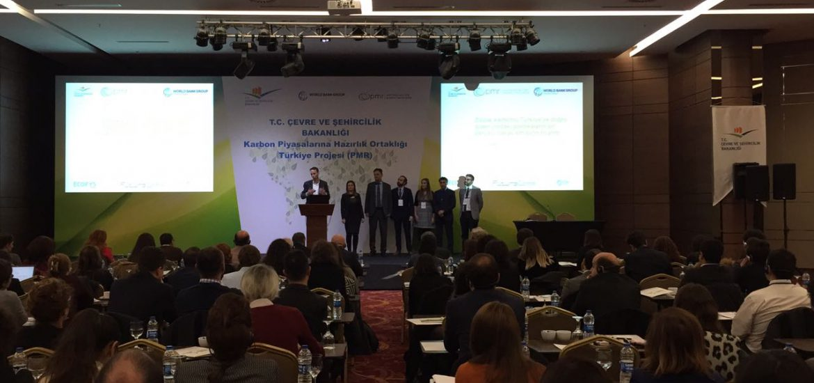 Evaluation of Suitability of Emissions Trading System for Turkey Project Completed and Analytical Report Published