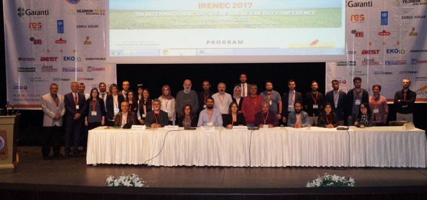 7th International Renewable Energy Conference Was Held (IRENEC 2017)